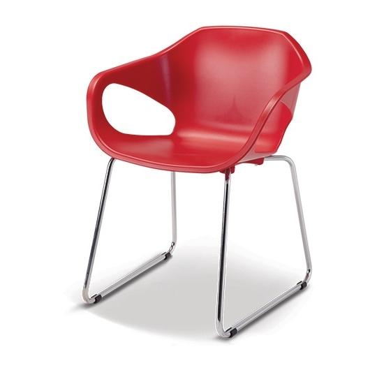 Cadeira 33107 cromada