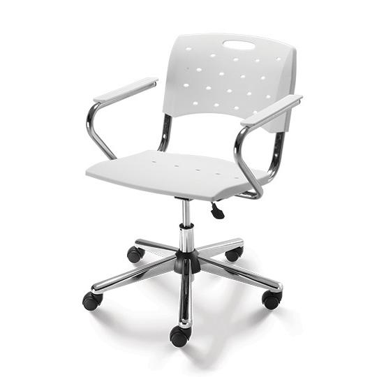 Cadeira giratória 35004 Z estampada