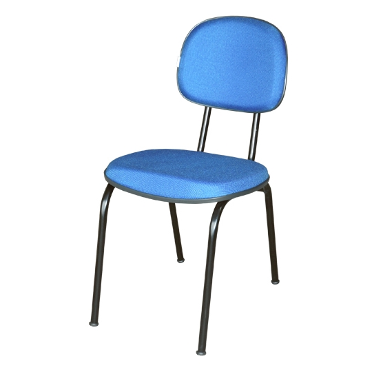Cadeira secretária 04 pés