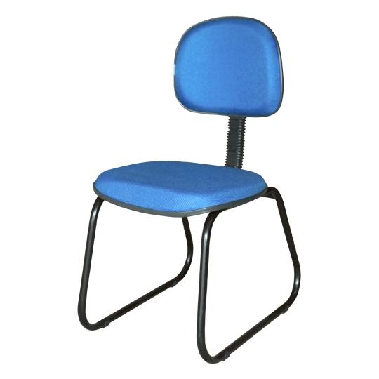 Cadeira secretária trapézio