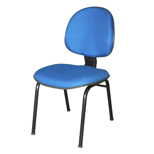 Cadeira executiva 04 pés