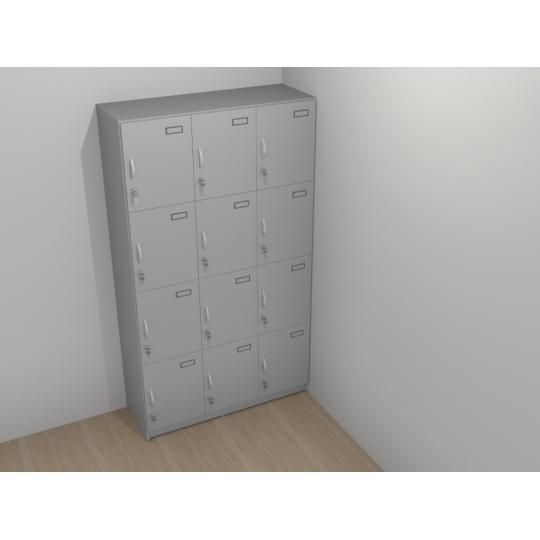 Armário 12 portas