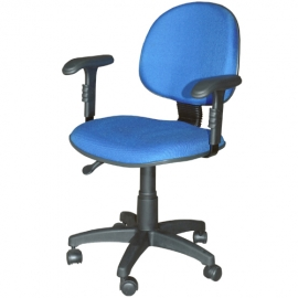 Cadeira executiva com lâmina e braço