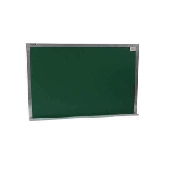 Quadro verde moldura alumínio